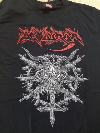 Metal shirts devourer