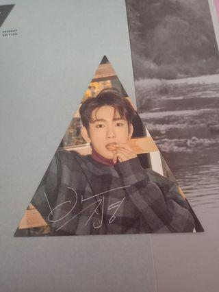 Got7 7 for 7 present edition jinyoung pc