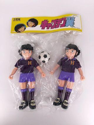 【代友放售】工匠堂 立花兄弟 一對 足球小將 全新未開