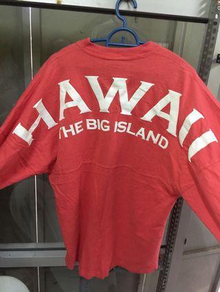 HAWAII long sleve