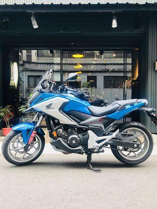 2018年 Honda NC750X DCT ABS 台本 只跑兩千多公里 可分期 免頭款 歡迎車換車 網路評價最優 業界分期利息最低 手自排 NC750S NC700X 可參考