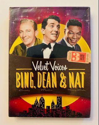 Bing, Dean, Nat. - Velvet Voices 3CD