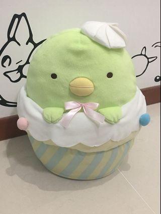 Sumikko Gurashi Cupcake Penguin Plush
