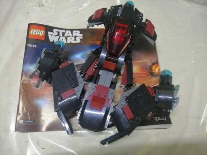 🚚 Lego 75145