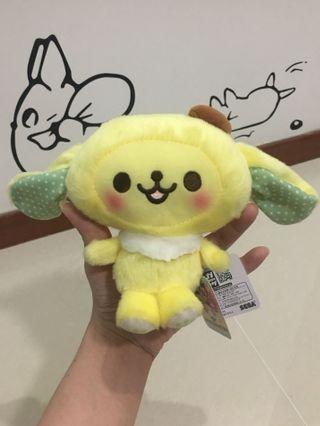 Sanrio Pompompurin Small Plush