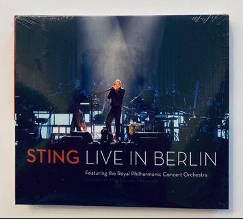 Sting - Live in Berlin CD+DVD