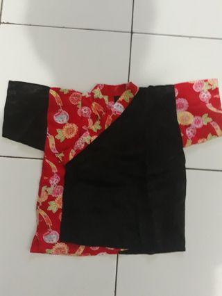 Baju Imlek Anak Perempuan Uk. 1-2thn