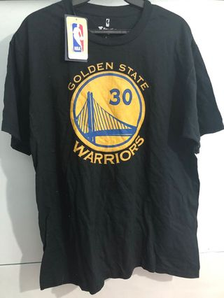 3bd01d15c Authentic Fanatics Steph Curry Golden State Warriors Shirt