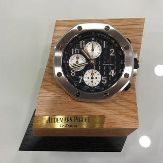 Audemars piguet royal offshores AP ROO desktop clock navy
