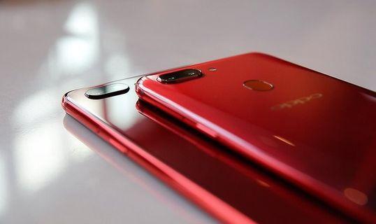 WTT Oppo R15 Pro Ruby Red