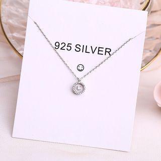 🚚 s925純銀項鍊鎖骨鍊