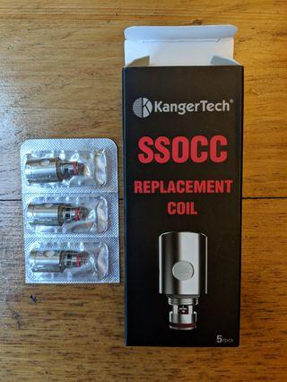 KangerTech Replacement Coil - SSOCC