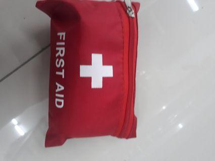 #MRTJurongEast First Aid Kit