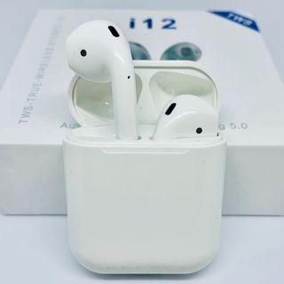 Updated i12 TWS Airpods Wireless bluetooth earbuds