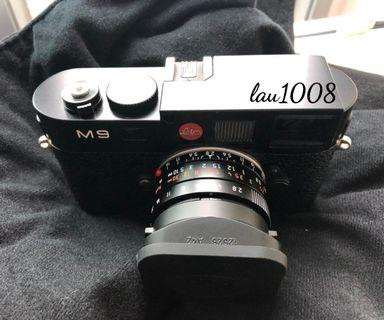 🈹🈹 LEICA M9 全套連盒 两鏡頭 99新 原價十萬