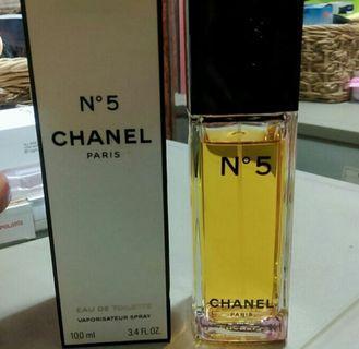 CHANEL  N。5 香水