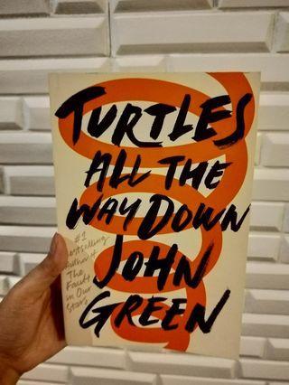 Turtles All The Way Down - John Green