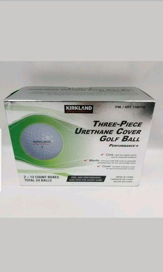 Kirkland Signature 3 Piece Urethane Cover Ball