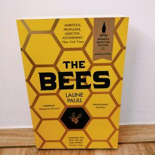 The Bees by Laline Paull Paperback (Shortlisted for the Baileys Women's Prize for Fiction 2015)