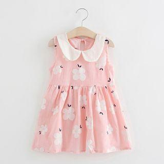 Baby Girl Dress 2 colors pink and blue