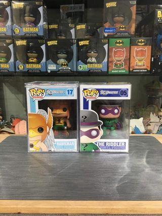 (Limited offer) Funko Pop- Penguin and Riddler