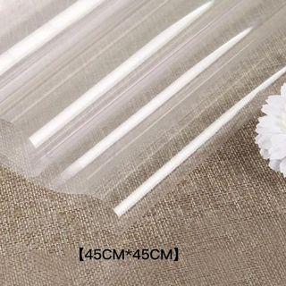 透明防塵玻璃紙