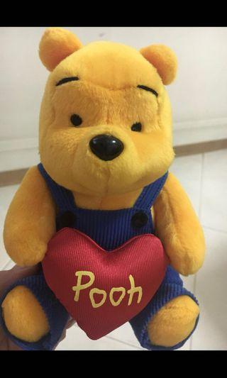 🚚 Winnie The Pooh Soft Toy (4nos)
