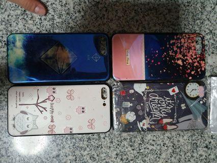 Assorted iphone 7+/8+ phone case