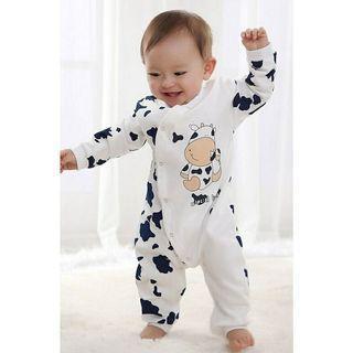 Baby bodysuit sleepsuit