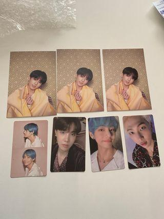 wtt bts map of the soul persona inserts