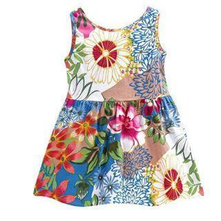 babygirl floral dress