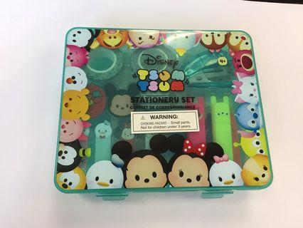 TsumTsum stationery set 文具套裝