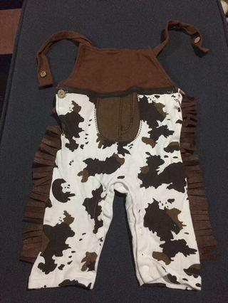 Cowboy Jumper for 1-2 years old
