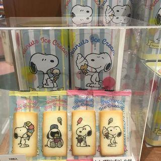 USJ Snoopy PEANUTS 環球影城園內限定 🔖 新款曲奇小食罐(16塊)