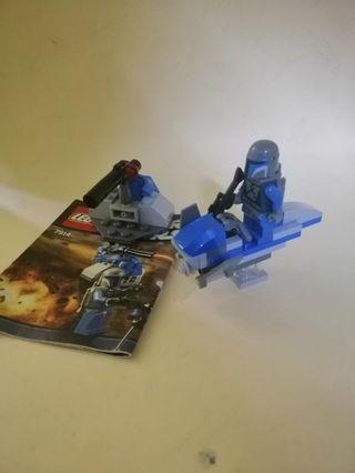 🚚 Lego 7914