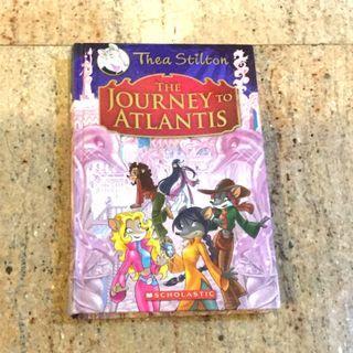 🚚 Thea Stilton - The journey to Atlantis