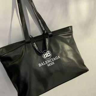 Balenciaga Tote Bag Black