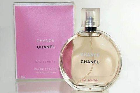 ORIGINAL US EUROPE PERFUME TESTER  Chanel Chance 100ml