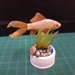 淡水魚扭蛋每只(全100)