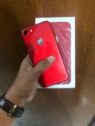 Iphone 7 128gb Ex Inter Red Edition