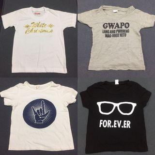 Take all tshirt for 2 years old