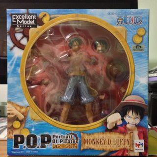 🚚 One Piece Excellent Model Monkey D. Luffy