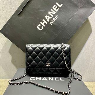 Chanel Wallet On Chain Lambskin with SHW