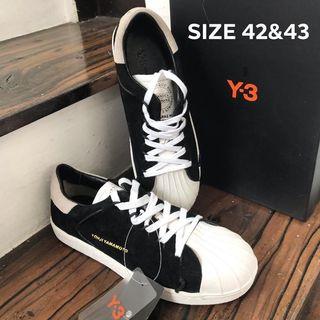 aba10e537 Adidas Y3 Yohji Yamamoto Shoes