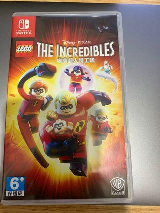 The Incredibles - Lego
