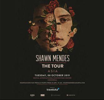 Shawn Mendes Ticket Concert