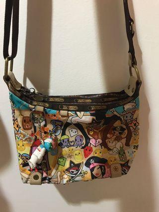 Lesportsac Tokidoki Sling Bag