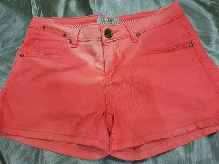 Second Hand [60% new] Shorts Size 27 Soda