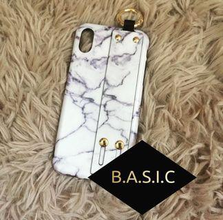 Marble phone case for ipXS