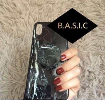 Marble phone case for ipX